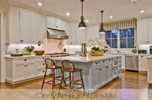kitchen island peninsula white kitchen inspiration via ambuehl home stories