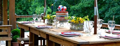 Outdoor Entertaining Tips  Easy Summer Living