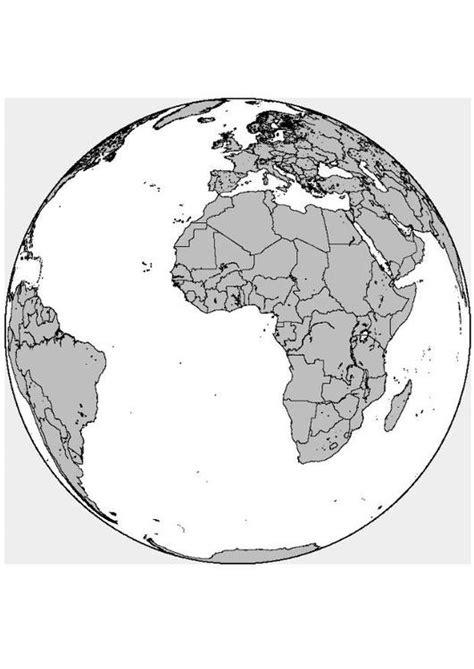 Europa Kleurplaat by Kleurplaat Afrika Europa Afb 8313