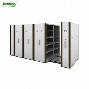 China Bulk Filing Steel Manual Mobile File Cabinets