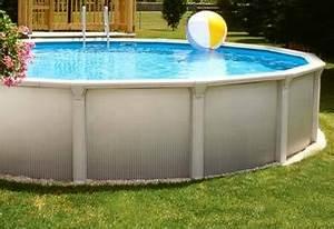Piscine Hors Sol Plastique : travaux piscine hors sol plastique ~ Premium-room.com Idées de Décoration
