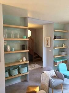 Déco Scandinave Blog : deco scandinave bleu jaune gris ~ Melissatoandfro.com Idées de Décoration
