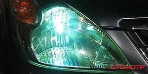 Mengganti Lampu Utama Toyota Avanza Dengan Xenon