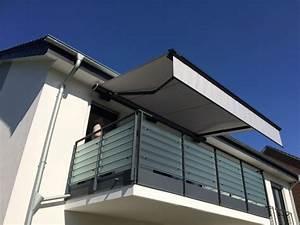 Regenschutz Markisen überdachung : die besten 25 markise balkon ideen auf pinterest markise f r balkon terrassenmarkisen und ~ Frokenaadalensverden.com Haus und Dekorationen