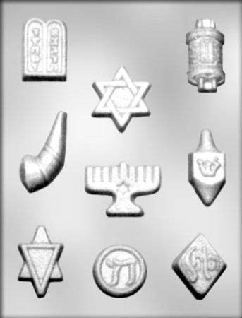 ck products jewish symbols chocolate mold jewish symbols
