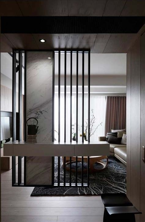 Modern Living Room Wall Ideas by 42 Stunning Modern Partition Design Ideas For Living Room