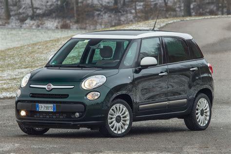 Fiat Mini Cooper by Fiat 500l Vs Mini Cooper Countryman Comparison Test