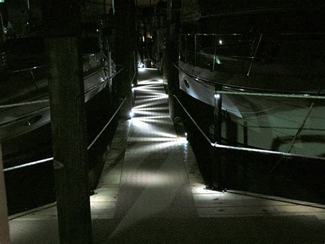 Boat Dock Lighting Fixtures by Led Dock Lighting System I Lighting Llc