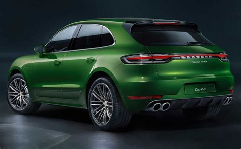 A description of the dimensions, technical characteristics and equipment of the car will help you get a more complete picture of it. 2019 Porsche Macan Turbo ปรับรุ่นปี ลดความจุกระบอกสูบ - motortrivia