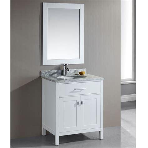 30 inch bathroom sink london 30 inch single sink white bathroom vanity set
