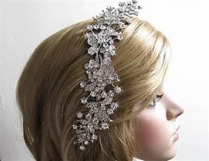 Large Bridal Hair Comb Wedding Comb Bridal Hair Jewelry