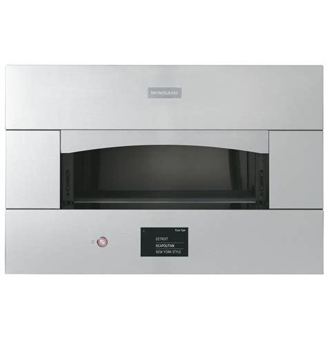 monogram  pizza oven zepskss ge appliances