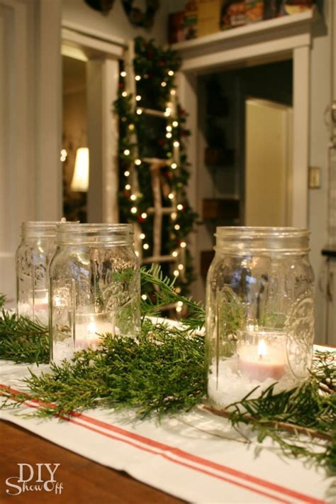 Christmas Home Tour   DIY Show Off ?   DIY Decorating and