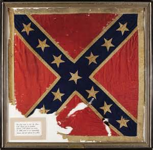 Civil War Confederate Battle Flag