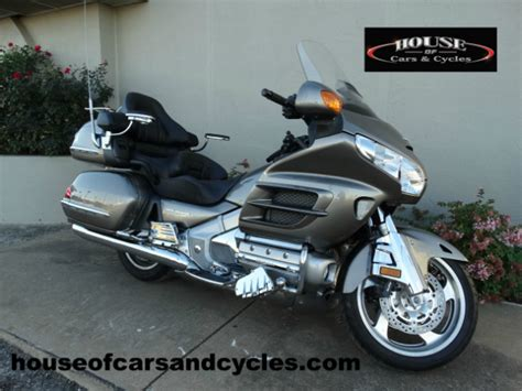Honda Gl1800 Goldwing Motorcycles For Sale In Tulsa, Oklahoma