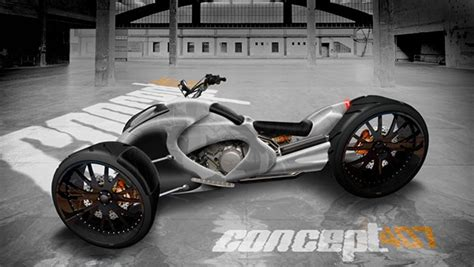 Reverse Trike Concept On Behance