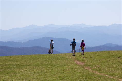 Max Patch Hiking Hot Springs Nc Blue Ridge Mountain Life