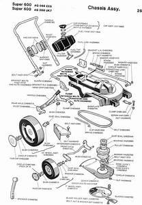 Full Crank Engine  Super 600