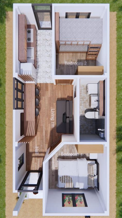 tiny house plans  meters engineering discoveries
