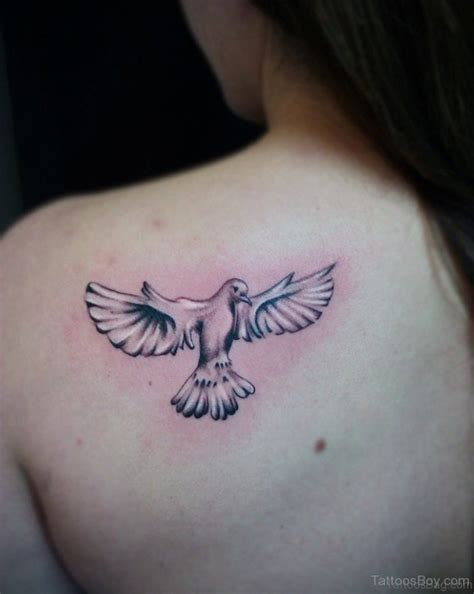 admirable dove tattoos