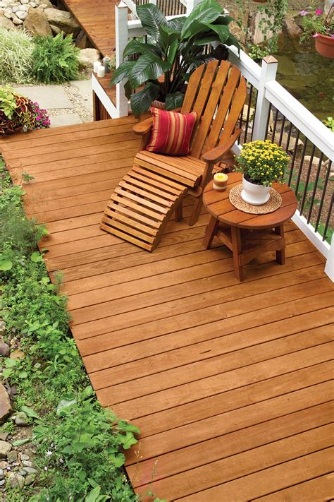 Deck Paint And Sealer
