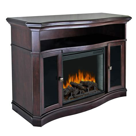fireplace media center pleasant hearth wheaton ventless electric fireplace and