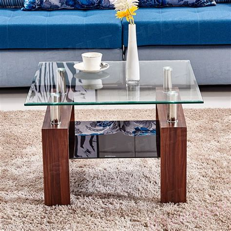 Here, i have listed down the top 10 best coffee tables with storage in 2021. Tempered Glass Square Coffee Table Storage Unit Walnut Leg Living Room Furniture: $59.99 End ...