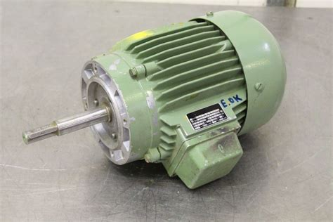 Motor Electric 1 5 Kw by Electric Motors Aeg D 07 S606 Electric Motor 1 5 Kw 2800