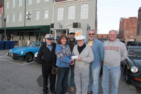east tennessee mg drivers club