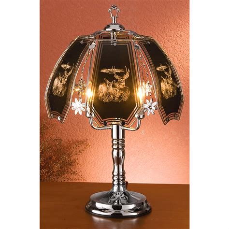 Deer Touch Lamp  185146, Lighting At Sportsman's Guide