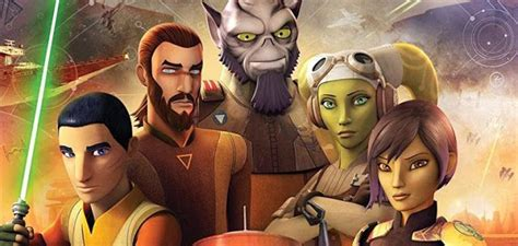 Home Entertainment Review: Star Wars Rebels: Complete ...