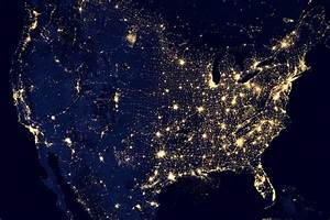 5 Incredible Wallpapers of Earth at Night from a NASA ...
