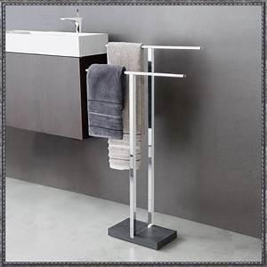 Handtuchhalter Fürs Bad : handtuchhalter f r badezimmer me13 hitoiro ~ Michelbontemps.com Haus und Dekorationen