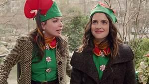 Laura Marano Has a Thing for Sexy Santa in 'A Cinderella ...