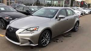 New Atomic Silver On Rioja Red 2015 Lexus Is 350 F Sport Series 2 4dr Sdn Awd Review