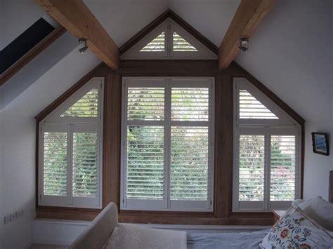electric blinds  oak frame gable google search