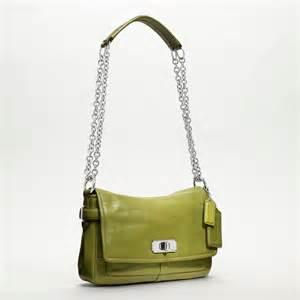 coach new chelsea leather flap shoulder bag all handbag