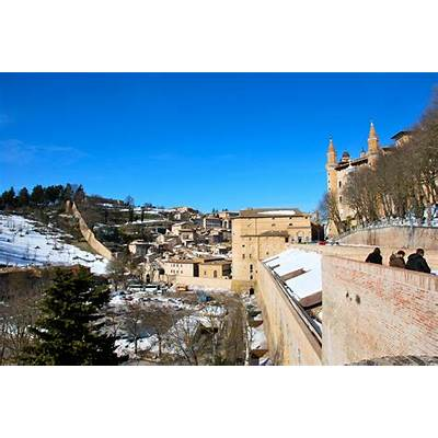 The Birthplace of Raphael - Urbino Italy Follow the