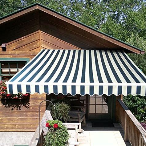 hago patio manual retractable awning window door sunshade shelter buy uae