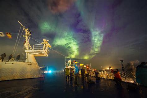 auroral impact  torshavn petr horaleks photography