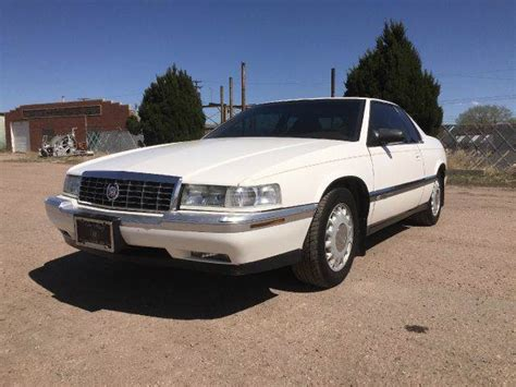 1992 Cadillac Eldorado For Sale 1992 cadillac eldorado for sale carsforsale