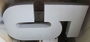 giant polystyrene numbers polystyrene letters and logos With polystyrene letters