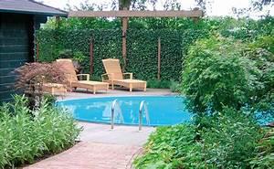Wasserhahn Für Garten : sichtschutz f r garten und terrasse tipps von hornbach ~ Watch28wear.com Haus und Dekorationen