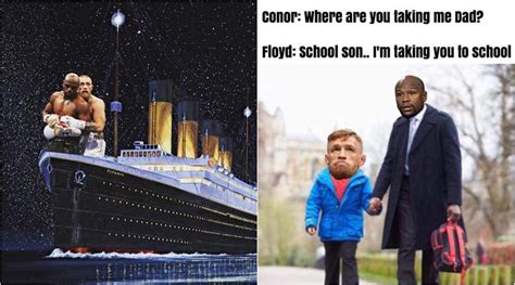 Mayweather Mcgregor Memes - floyd mayweather vs conor mcgregor it s raining memes and jokes on twitter the indian express
