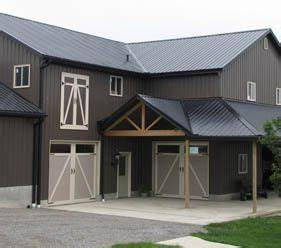premier39s metal roofing is a great choice for your barn With barn tin colors