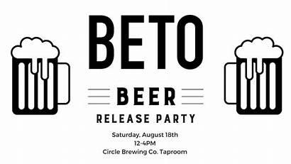 Beer Austin Events Craft Beto
