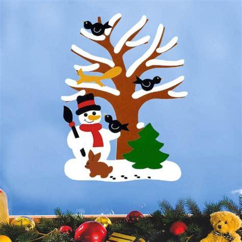 Bastelvorlagen Weihnachten Fensterbilder Kinder by Fischer Fensterbilder Basteln F 252 R Kinder