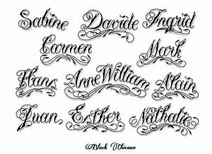 Chicano lettering font generator
