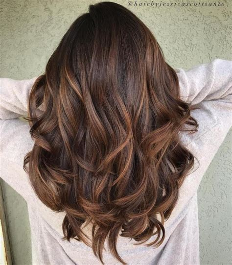 light brown hair color for dark hair 60 chocolate brown hair color ideas for brunettes brown