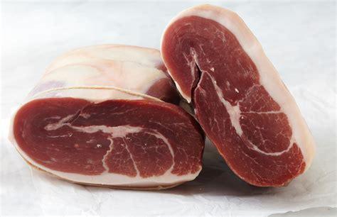 what is prosciutto meats cuts ham prosciutto and speck prosciutto americano la quercia